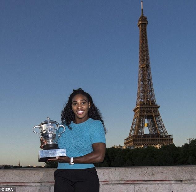 Danh hiệu Grand Slam thứ 20 của Serena Williams
