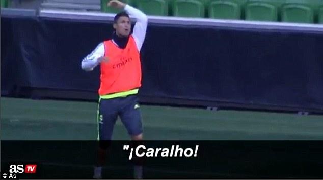 """Cris Ronaldo công khai """"bật"""" Benitez với những lời lẽ tương đối khó nghe"""