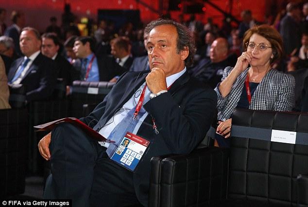 Michel Platini đang nhận được rất nhiều sự ủng hộ cho chức Chủ tịch FIFA
