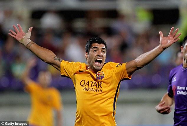Sự tỏa sáng của Luis Suarez  là chưa đủ cho Barcelona