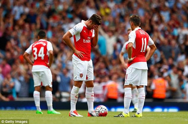 Arsenal có thất bại bẽ bàng ở vòng đấu mở màn