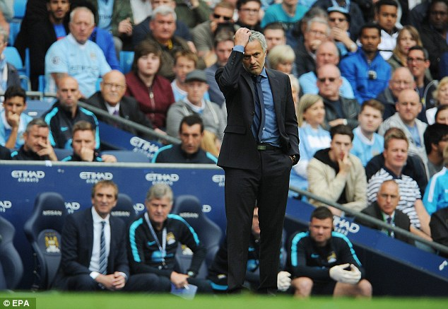 Thất bại trước Man City báo trước mùa giải không thành công của Mourinho