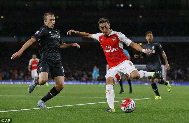 Ozil và các đồng đội có thể cải thiện khả năng tấn công ở trận đấu tới?