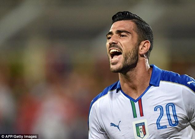 Graziano Pelle giúp Italy có chiến thắng tối thiểu