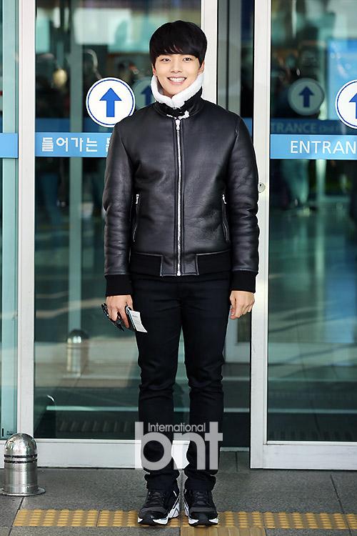 Nam diễn viên trẻ Yeo Jin Goo