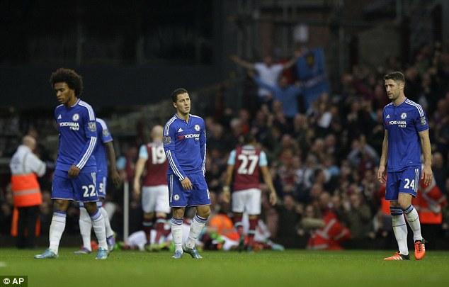 Chelsea đang sở hữu phong độ kém cỏi chưa từng có nhiều năm trở lại đây