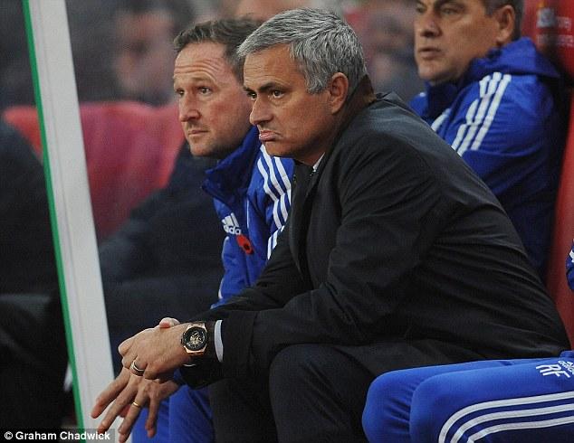 Một thất bại nữa sẽ đẩy Mourinho xuống vực thẳm