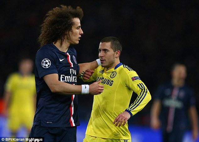Sau một mùa giải thăng hoa cùng Chelsea, Hazard đang không còn là chính mình.