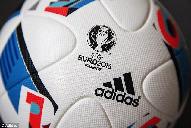 Trái bóng này đã được Adidas phát triển từ 18 tháng trước