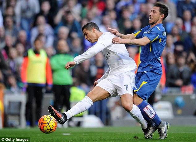 Ronaldo đang bắt đầu tìm lại bản năng săn bàn của mình