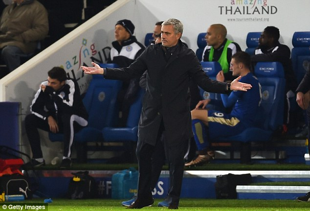 Cái kết buồn của Mourinho tại Chelsea