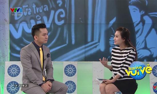 MC Hạnh Phúc và MC Thanh Huyền rơi nước mắt tại Bữa trưa vui vẻ - Ảnh 5.