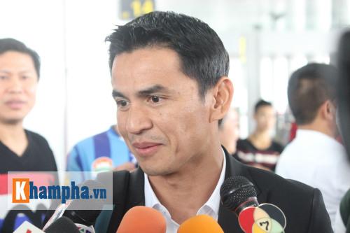 HLV trưởng ĐT Thái Lan Kiatisak tỏ ra không mấy quan tâm tới cái tên Công Phượng