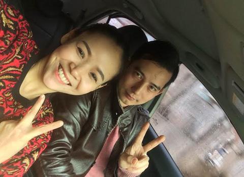 Hôn nhân trong ngõ hẹp, diễn viên Diễm Hương