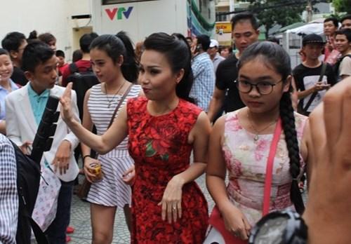 Cẩm Ly, Dương Khắc Linh lộ diện trên ghế nóng Giọng hát Việt nhí - ảnh 3