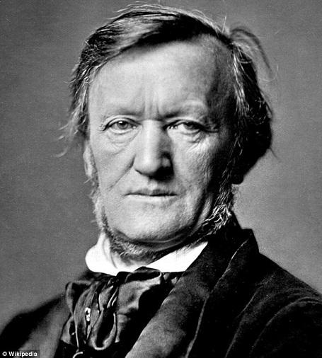 """Nhà soạn nhạc Richard Wagner cũng rất ngạc nhiên khi thấy công chúng thường sử dụng bản nhạc """"đen tối"""" trong vở opera bi kịch của ông tại các hôn lễ."""
