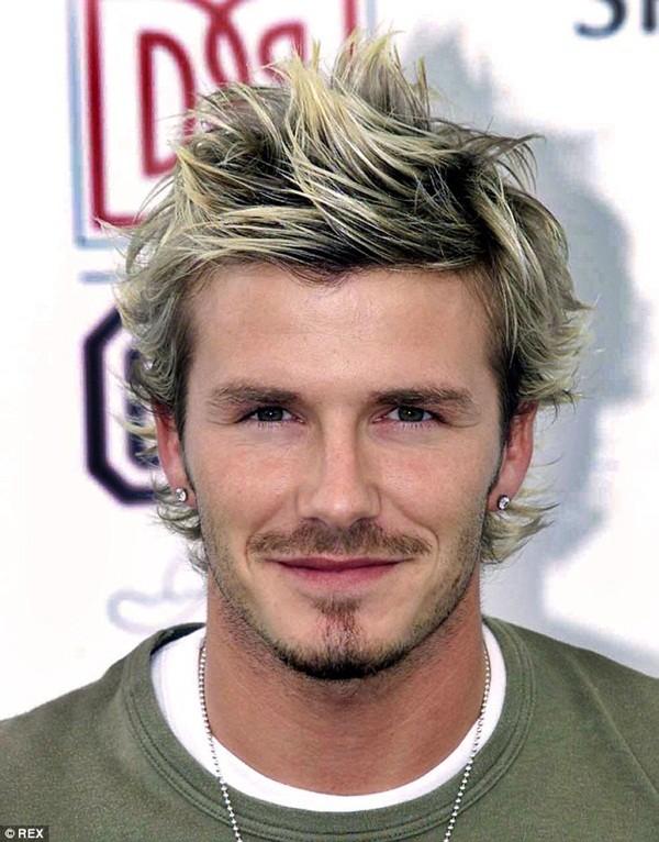 Brooklyn Beckham gây sốt với mái tóc vàng chóe 3