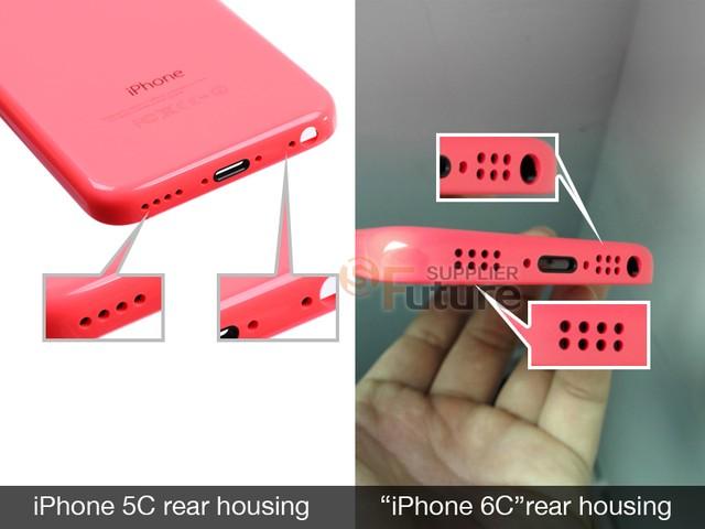 Loa ngoài của iPhone mới được trang bị đều 2 bên