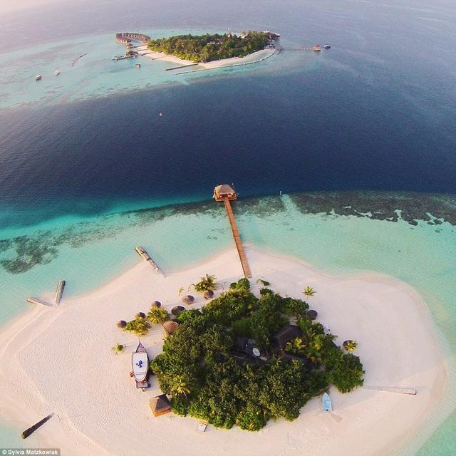 Đảo Lonubo, Maldives, thiên đường hạ giới nơi nhiều người muốn tới thăm