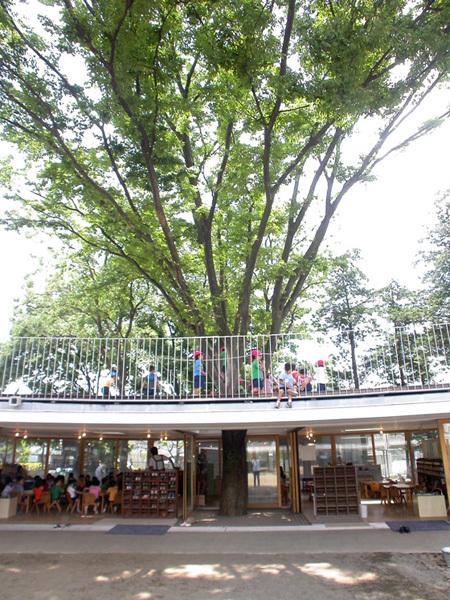 """""""Mãn nhãn"""" với những trường mẫu giáo đẹp như mơ tại Nhật Bản - 11"""