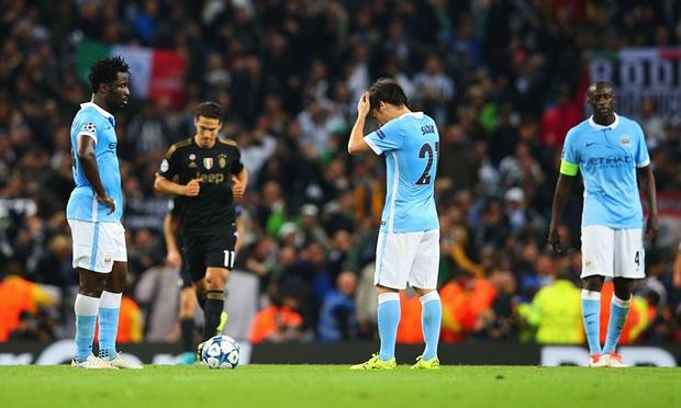 Man City sẽ trở lại sau thất bại cay đắng tại Champions League
