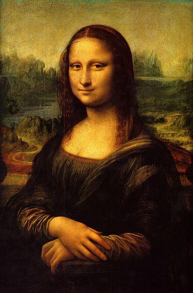 Bức tranh Nàng Mona Lisa. (Nguồn: wikipedia)