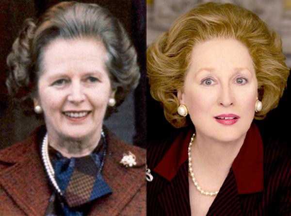 Meryl Streep là người có duyên với các đề cử giải Oscar. Trong đó, bà từng được đề cử bởi hóa thân vào vai cựu Thủ tướng Anh Margaret Thatcher trong phim The Iron Lady.