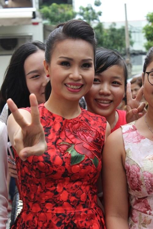 Cẩm Ly, Dương Khắc Linh lộ diện trên ghế nóng Giọng hát Việt nhí - ảnh 4