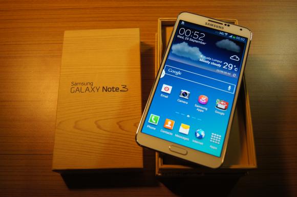 Galaxy Note3 hầu như vẫn hoạt động được nhưng chất lượng không đồng đều và có thể đột tử bất kỳ lúc nào. (Ảnh: Zing)