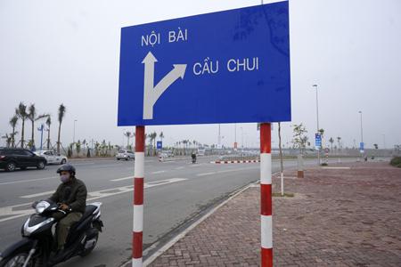 Các biển báo hướng dẫn giao thông chi tiết cho các phương tiện.