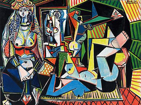 Bức họa Women Of Algiers (Những người phụ nữ Algiers) vừa phá kỷ lục đấu giá khi được mua với giá 179 triệu USD.