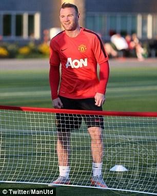 Với sự ra đi của Falcao và Van Persie, hàng tiền đạo của Quỷ đỏ giờ chỉ còn Rooney là đáng tin tưởng