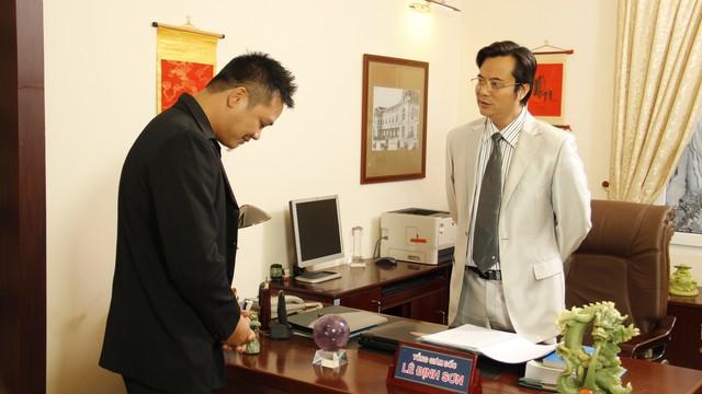 Phan Anh lần đầu đóng vai phản diện trong Đối thủ kỳ phùng
