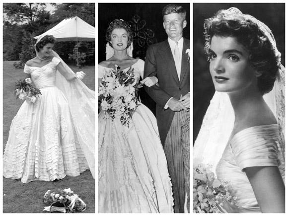 Những chiếc váy cưới tuyệt đẹp mọi thời đại 3