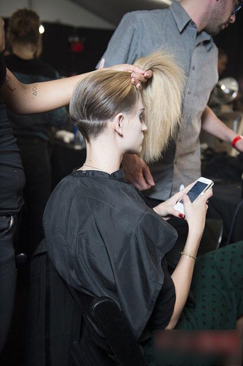 Hai kiểu tóc đang dẫn đầu xu hướng 2015 - 14