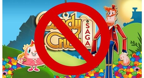 Lời mời chơi Candy Crush sẽ sớm được Facebook khắc phục. (Ảnh: ICTnews)