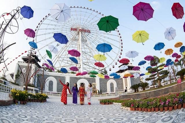 Lưu giữ những kỷ niệm đẹp tại công viên châu Á