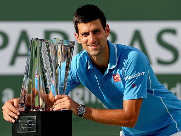 Nole đang nỗ lực để có cặp đôi danh hiệu Indian Wells - Miami Master 2015.