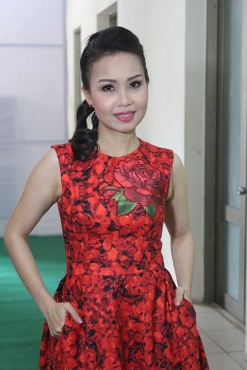 Cẩm Ly, Dương Khắc Linh lộ diện trên ghế nóng Giọng hát Việt nhí - ảnh 5