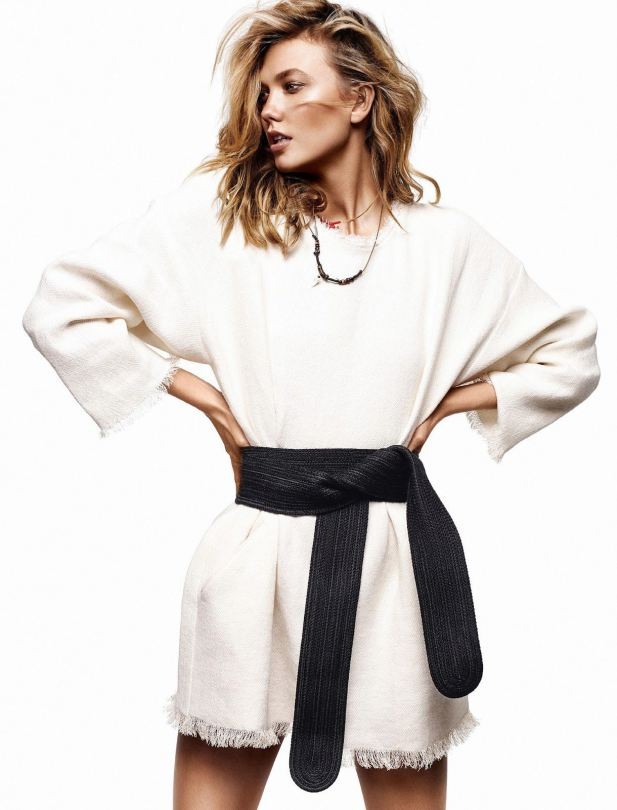 Karlie Kloss từng quảng cáo cho Yves Saint Laurent, Elie Saab, Dolce & Gabbana, Gap, Bally Shoe, Bergdorf Goodman, Pringle of Scotland, Dior, Hermes, Oscar de la Renta, Sonia Rykiel, Aquascutum, Topshop, Eryn Brinie, Uniqlo...