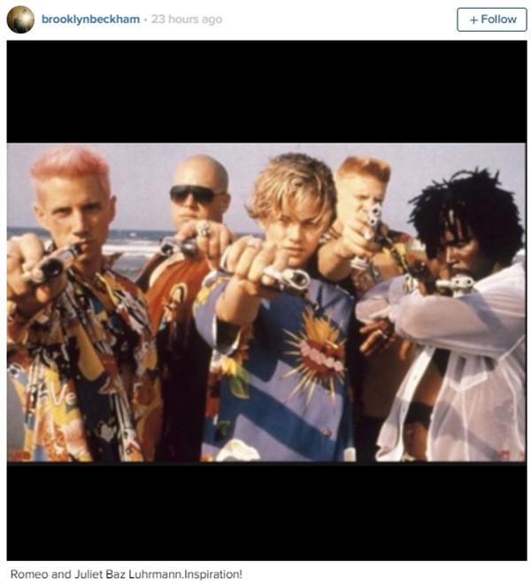 Brooklyn Beckham gây sốt với mái tóc vàng chóe 5