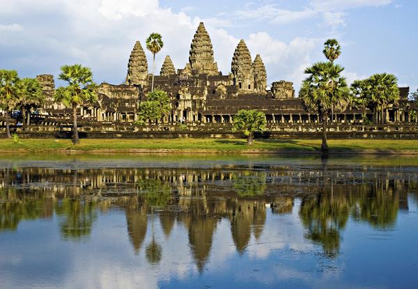 Những ngày tới Campuchia sẽ ít có mưa, khí hậu ôn hòa. Ảnh: vitatravel.