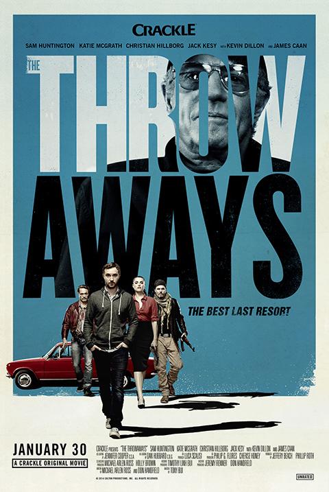 Timothy Linh Bùi là nhà sản xuất của The Throwaways do em trai Tony Bùi làm đạo diễn.