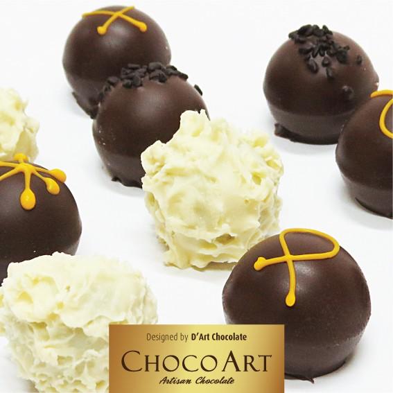 Dòng chocolate hảo hạng Barry Callebaut kết hợp với niềm đam mê sáng tạo nghệ thuật cao (Ảnh: Zing)