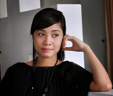 Ngoài đời thường, Anh Phương là cô gái sôi nổi, hoạt bát