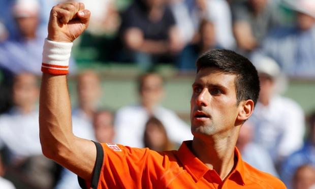Novak Djokovic vẫn vững vàng ở ngôi vị số 1 thế giới