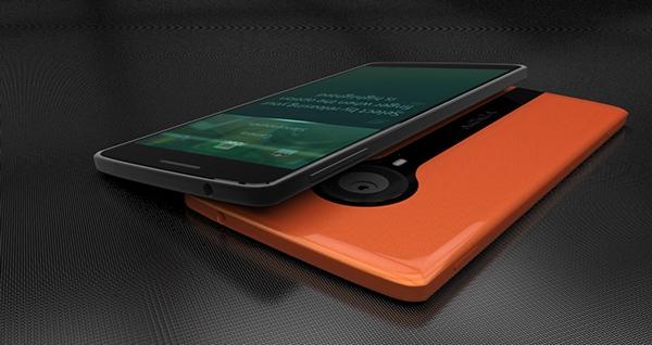 Ý tưởng thiết kế bộ đôi sản phẩm của Nokia