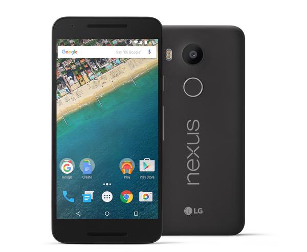 Thiết kế của Nexus 5X