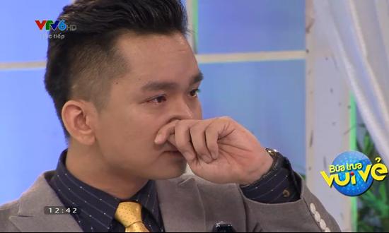 MC Hạnh Phúc và MC Thanh Huyền rơi nước mắt tại Bữa trưa vui vẻ - Ảnh 8.
