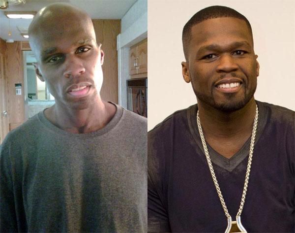 50 Cent đã giảm 22kg và khiến người hâm mộ phải giật mình khi xuất hiện với tạo hình một người đàn ông bị ung thư trong All Things Fall Apart.